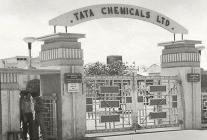Milestones - About Us - Tata Chemicals Limited