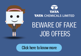 About Us - Tata Chemicals Limited