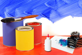 Paints, Inks and Adhesives